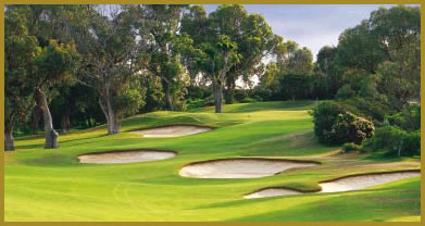 Meadow Springs Country Club WA– Meadow Springs Golf Course Layout - Meadow Golf - Club, Course - Meadow Springs Golf WA - Australia