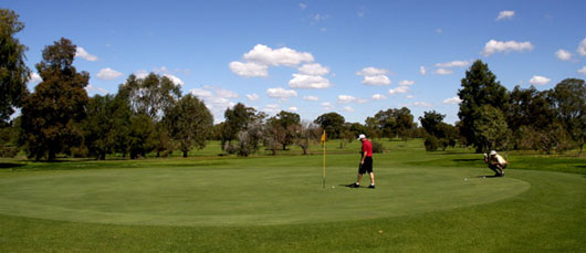 Rosehill Country Club – Rosehill Golf Course – Perth, South Guildford, WA, Australia - Rosehill Golf Club