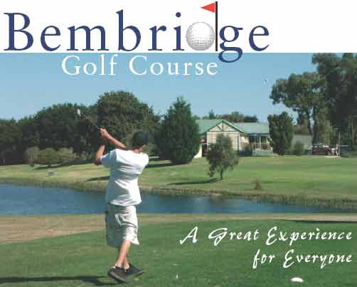 Bembridge Golf Course - Bembridge Golf Club – VIC, Australia