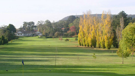 Bowral Golf And Country Club – Bowral Golf Club – Pro Shop, Accommodation, Restaurant, NSW