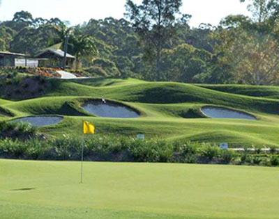 Byron Bay Golf Club – AU, NSW, The Deck Restaurant, Pro Shop, Weddings – Byron Bay Golf Course – Accommodation