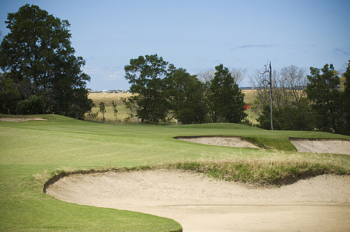 Curlewis Golf Club - Curlewis Golf Course - VIC Australia