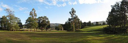 Cygnet Public Golf - Course, Club – Cygnet Golf Club - Cygnet Golf Course Tasmania - Australia