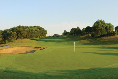 Eagle Ridge Golf Course - Eagle Ridge Golf Club - VIC, Australia