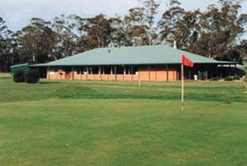 Echunga Golf Club – Layout, Review, Map, Australia - Echunga Golf Course – South Australia