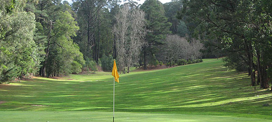 Emerald Country Resort – Emerald Golf Tour - Emerald Country Club Golf Course - Emerald Country Resort