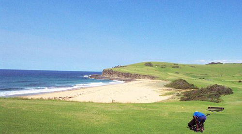 Gerringong Golf Course – Layout, Review - Gerringong Golf Club – Scorecard, NSW, AU