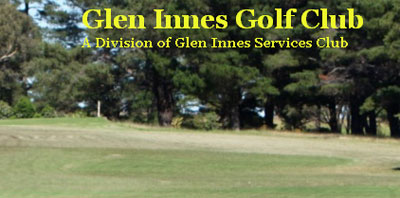 Glen Innes Golf Club – Layout, New South Wales - Glen Innes Golf Course –Australia