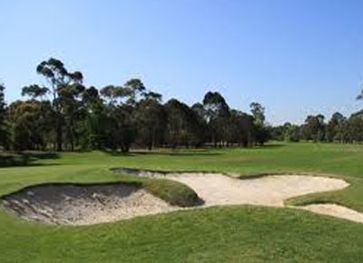 Glen Waverley Golf – Course, Club – Glen Golf Club - VIC Australia