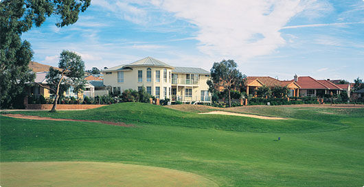 Gold Creek Country Club Canberra – Gold Creek Golf Club – Nicholls, ACT – Gold Creek Country Club Golf Course - Australia
