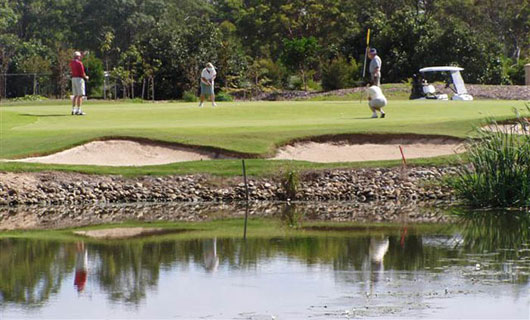 Harrington Waters Golf Course – Harrington Golf – Results, Course – Harrington Golf Club – NSW, Australia