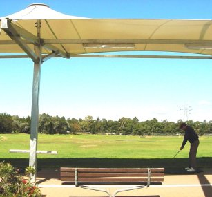 Hudson Park Public Golf Course – Review, Australia - Hudson Park Golf - Club NSW, Driving Range – Hudson Park Golf Course – NSW, Sydney