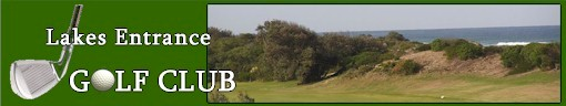 Lakes Entrance Golf Club – Accommodation, Reviews, Victoria, Australia - Lakes Entrance Golf Course – Victoria, Australia