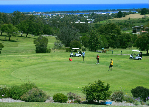 Lakes View Golf Course – Lakes Golf – Course, Club – VIC, Australia