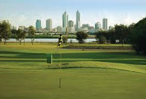 Maylands Peninsula Golf Club - Maylands Peninsula Golf Course – Perth – Western Australia