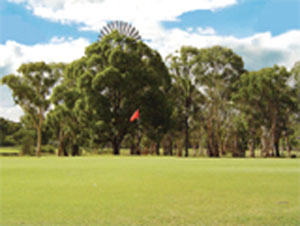 Royal Australian Engineers Golf Course -  Royal Australian Engineers Golf Club, Steele Barracks, Moorebank, NSW Australia
