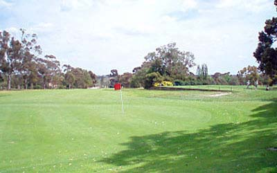 Royal Park Public Golf Course – Melbourne, Victoria – Royal Park Public Golf – Melbourne - VIC, Australia