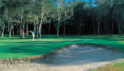 Sandbar Golf Course – Sandbar Golf Club – NSW, Australia
