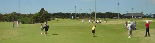 Terrey Hills Pitch and Putt Golf Course – Terrey Hills Golf Course – Sydney – Terrey Hills Golf – Driving Range – NSW
