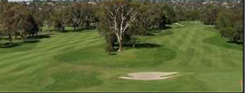 Tirhatuan Lakes Public Golf Course - Map – Tirhatuan Golf – Course, Club – Victoria, Australia