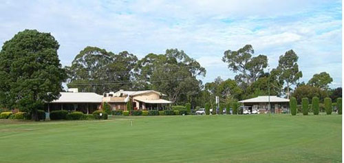 Benalla Golf Club – Benalla Golf Course – Victoria, Australia