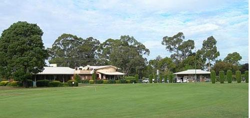 Benalla Golf Club – Benalla Golf Course – Victoria, Australia