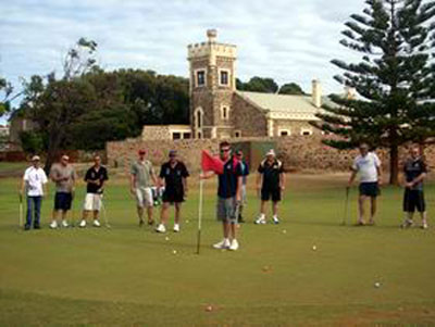 Glanville Hall Par 3 Golf Course – Glanville Golf Course – Glanville Golf Club – South Australia