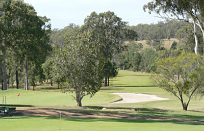 Grafton District Services Social Golf Club - Grafton golf Club – NSW - Grafton Golf Course - Australia