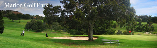 Marion Golf Park – Marion Golf Club - Marion Golf Course - Adelaide, South Australia