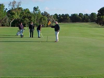 Meningie Lake Albert Golf Club – Meningie Golf Club, Course – SA