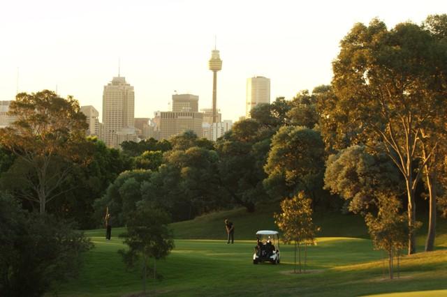 Moore Park Golf Course – Map, Layout, Review, Night Range, Driving Range, NSW, Australia – Moore Park Golf - Membership, Pro Shop