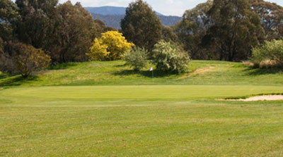 Murrumbidgee Country Club – ACT, Canberra, Australia, Kambah, Review, Course Map - Murrumbidgee Golf – Club, Course, Shop