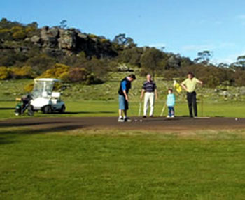 Natimuk Golf Course - Natimuk Golf Club – Victoria, Australia