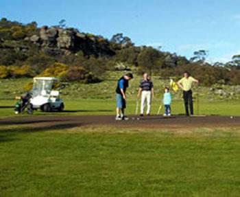 Natimuk Golf Course - Natimuk Golf Club – Victoria, Australia