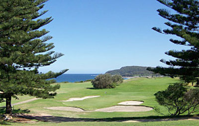 Shelly Beach Golf Course – NSW, Australia - Shelly Beach Golf Pro Shop - Shelly Beach Golf Club – Tuggerah Lakes, NSW