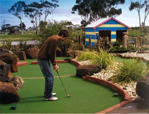 Sistems Golf Park Werribee - Review – Sistems Golf – Werribee, Park, Course - VIC, Australia