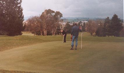 Yallourn Golf Club – Victoria, VIC, AU - Yallourn Golf – Victoria, AU - Yallourn Golf Course – VIC Australia