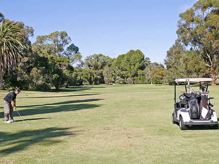 Yanchep Holiday Village - Yanchep Golf - Course, Club - Western Australia
