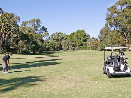 Yanchep Holiday Village - Yanchep Golf - Course, Club - Western Australia