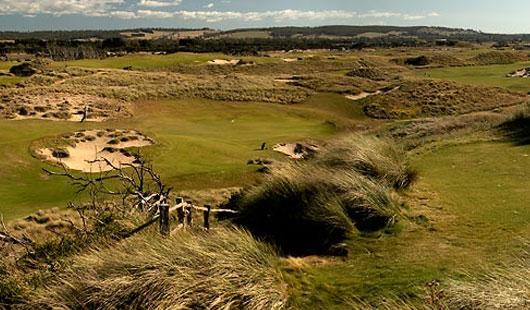 Barnbougle Dunes Golf Course – Bridport - Tasmania - Australia
