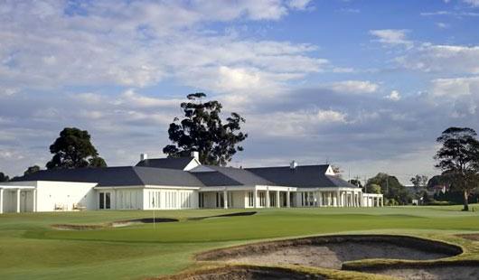 Kingston Heath Golf Club – Moorabbin - Victoria - Australia