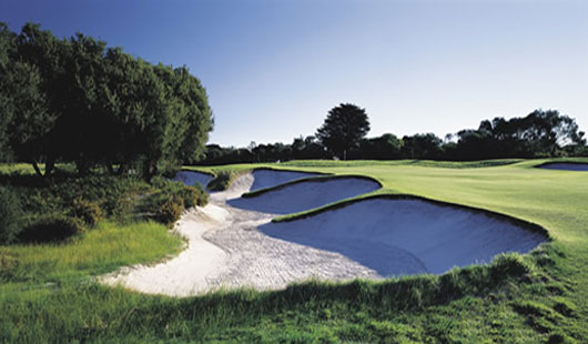 The Royal Melbourne Golf Club – Black Rock - Victoria - Australia