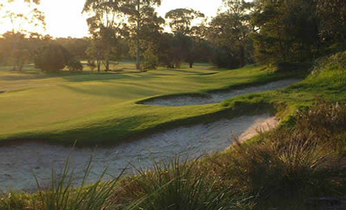 The Peninsula Country Golf Club – Frankston - Victoria - Australia