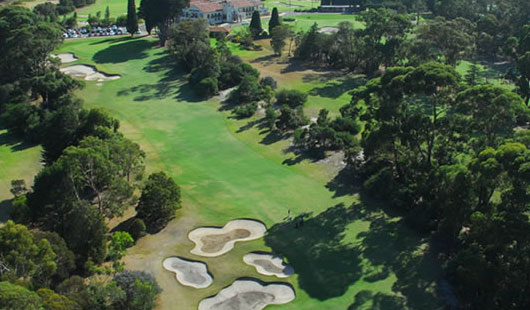 Yarra Yarra Golf Club – Bentleigh East - Victoria - Australia